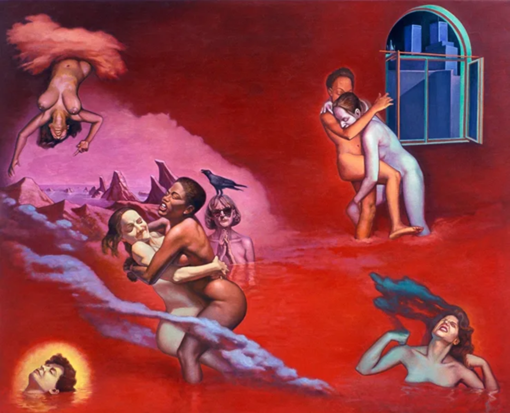 Tales of Adjusted Desire – Curated by Robert Curcio | Art Plugged